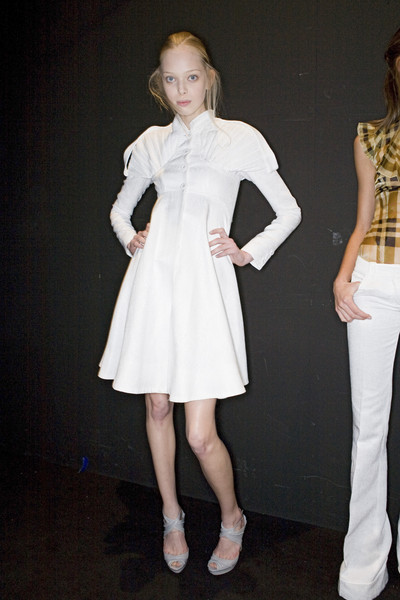 Byblos at Milan Spring 2009 (Backstage)