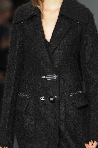 Safety Pin Details at Calvin Klein