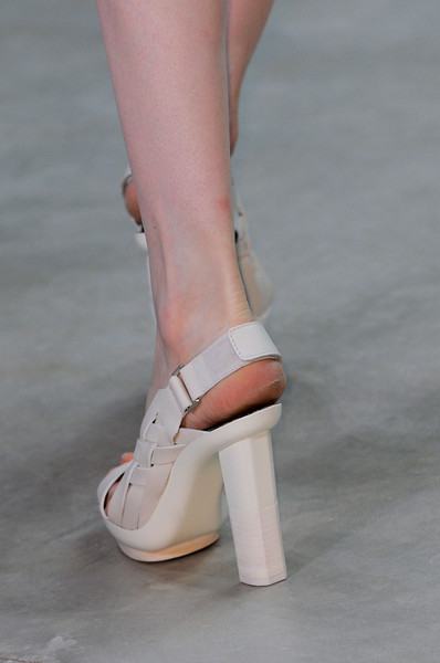 Calvin Klein at New York Spring 2014 (Details)