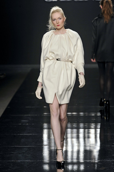 Carla Carini at Milan Fall 2009