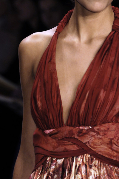 Carlos Miele at New York Fall 2006 (Details)