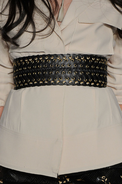 Carlos Miele at New York Fall 2012 (Details)