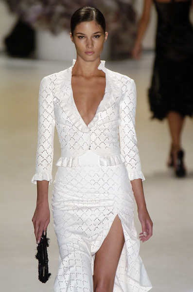 Carlos Miele At New York Fashion Week Spring 2006 Livingly