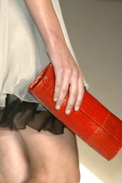 Carlos Miele at New York Spring 2007 (Details)