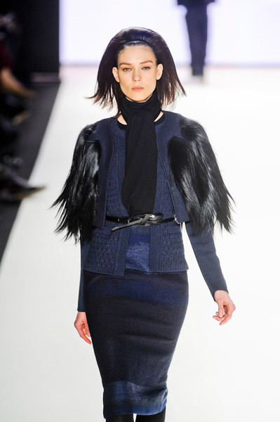 Carolina Herrera at New York Fall 2012