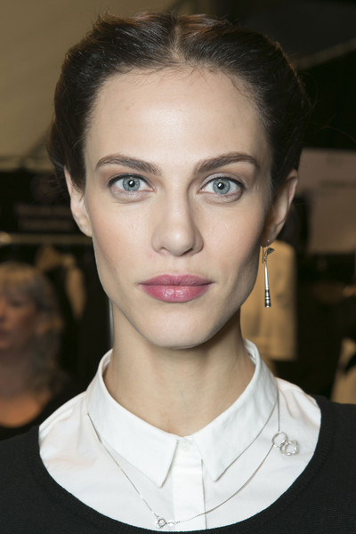 Carolina Herrera at New York Fall 2013 (Backstage)