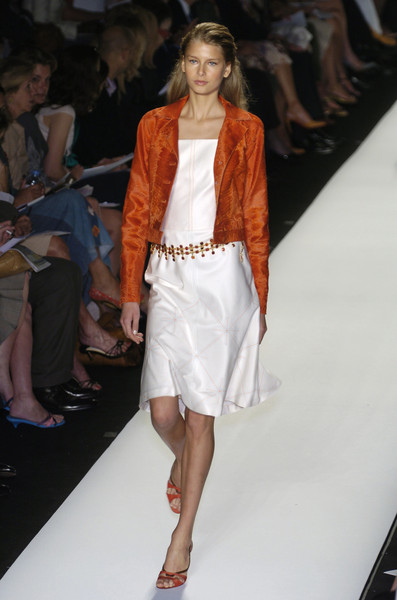 Carolina Herrera at New York Spring 2005