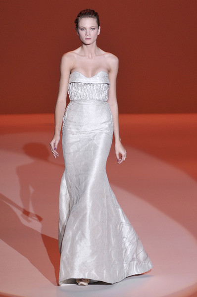 Carolina Herrera at New York Spring 2010