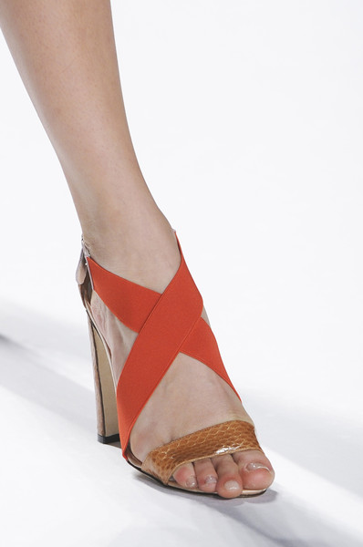 Carolina Herrera at New York Spring 2013 (Details)