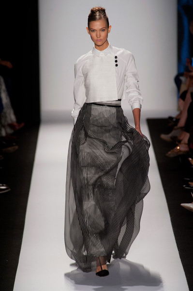 Carolina Herrera at New York Spring 2014