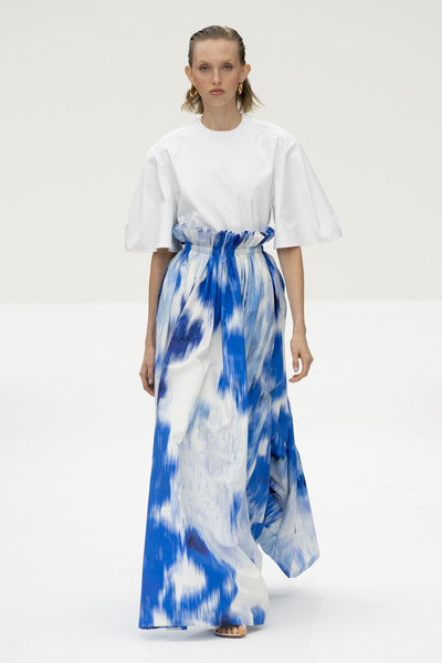 Carolina Herrera at New York Spring 2020