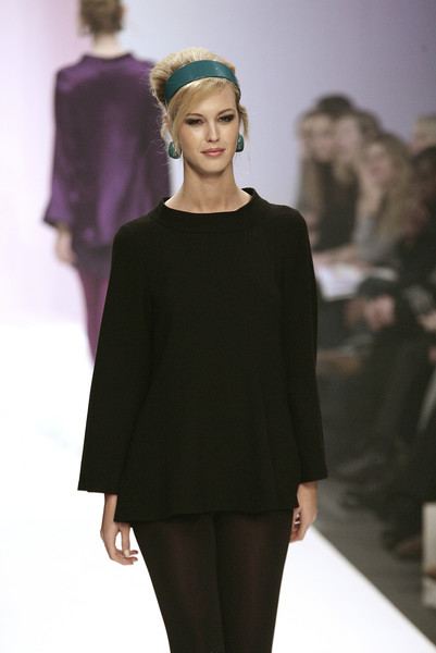 Caroline Charles at London Fall 2007