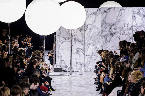 Carven at Paris Fall 2016 [runway,fashion,people,crowd,fashion show,event,human,audience,winter,model,winter,runway,fashion,model,fashion week,carven,paris,paris fashion week,fashion show,event,runway,paris fashion week,winter,fashion,model,paris,autumn,madame figaro,fashion week]