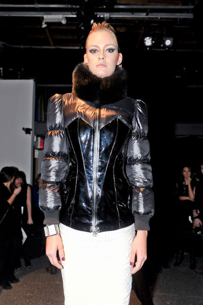Catherine Malandrino at New York Fall 2012