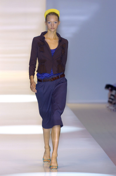 Céline at Paris Spring 2005