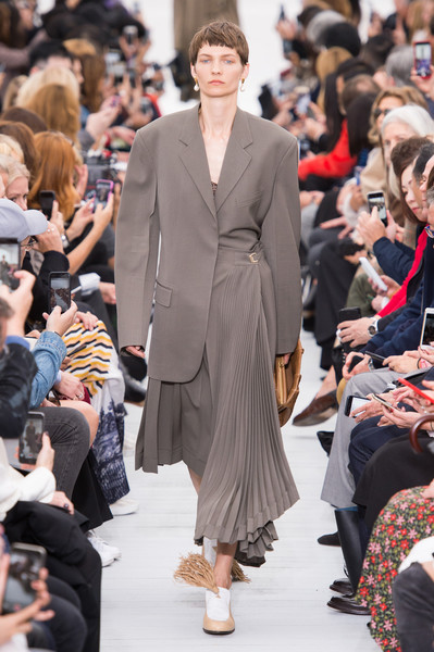 Céline at Paris Spring 2018