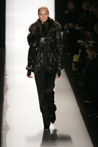 Chado Ralph Rucci at New York Fall 2006