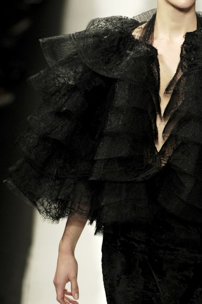 Chado Ralph Rucci at New York Fall 2006 (Details)