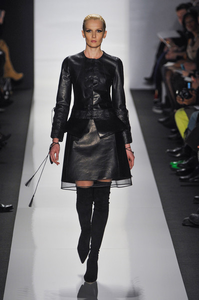 Chado Ralph Rucci at New York Fall 2013