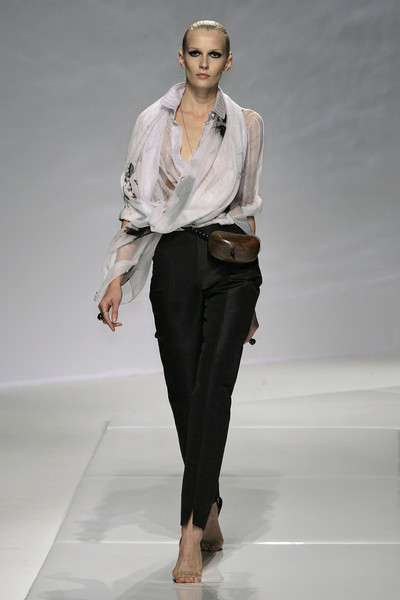 Chado Ralph Rucci at Paris Spring 2008