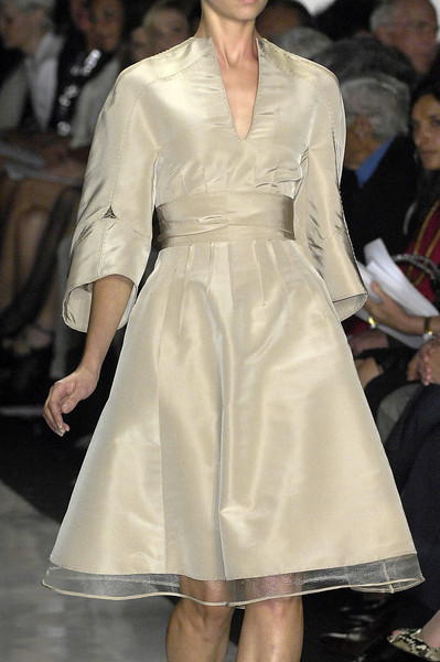 Chado Ralph Rucci at New York Spring 2009 (Details)