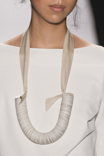 Chadwick Bell at New York Spring 2013 (Details)