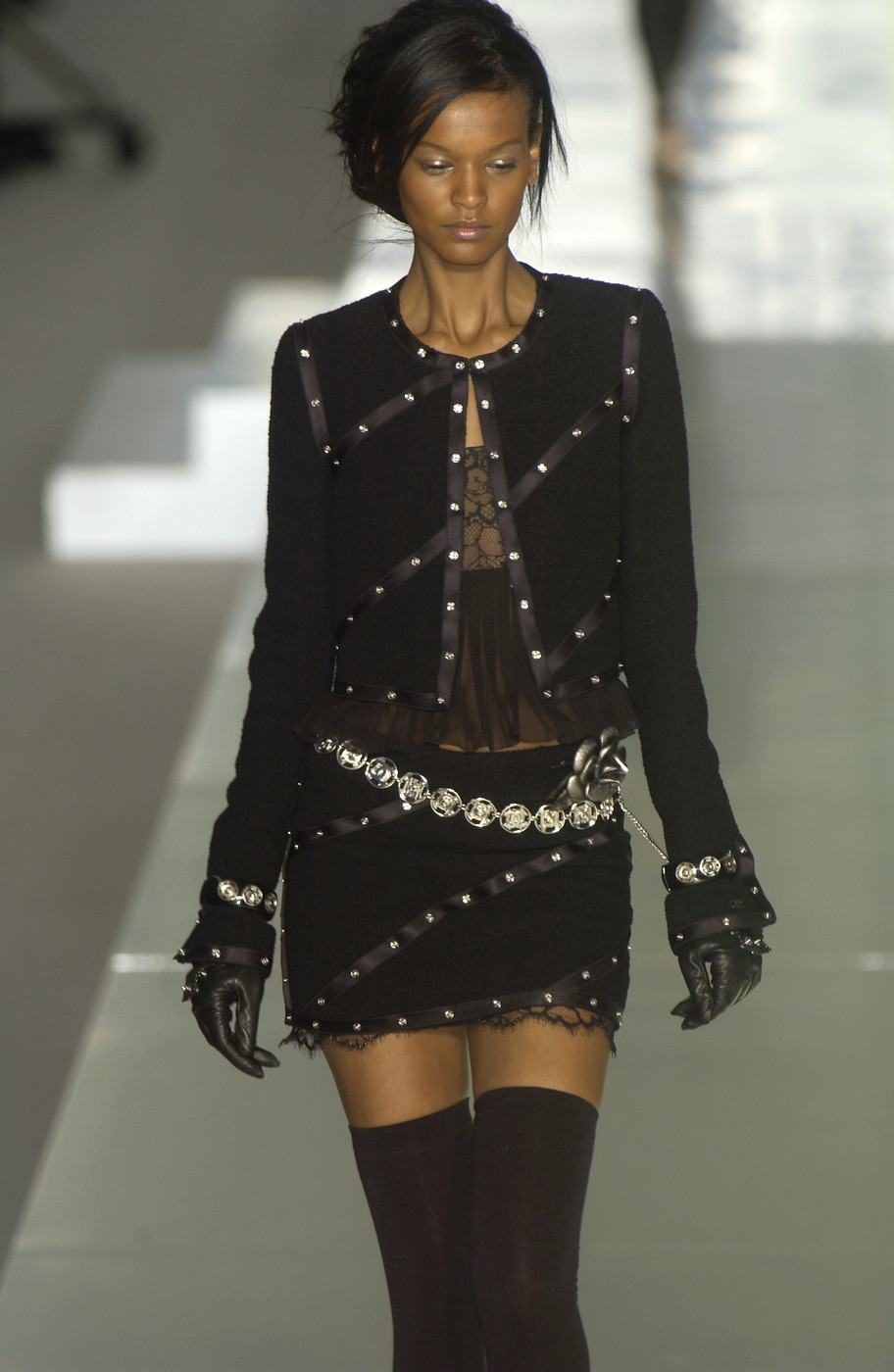 Chanel Fall 2003 Runway Pictures