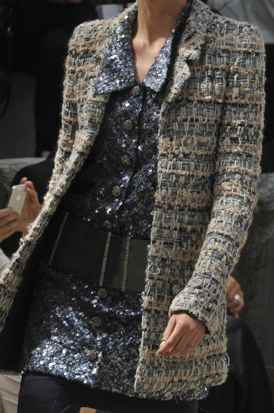 Chanel at Couture Fall 2013 (Details)