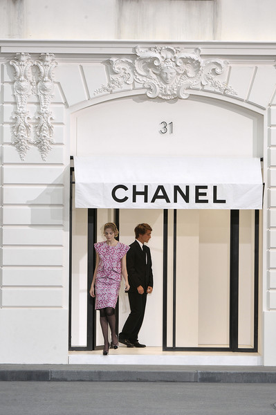 Chanel at Paris Spring 2009