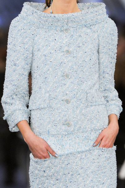 Chanel at Couture Spring 2012 (Details)