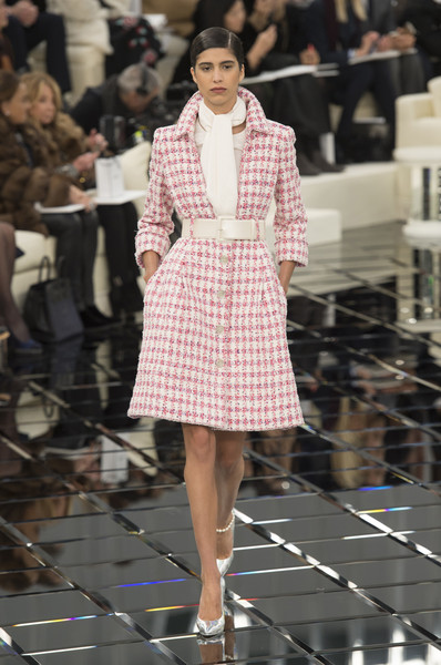 Chanel at Couture Spring 2017