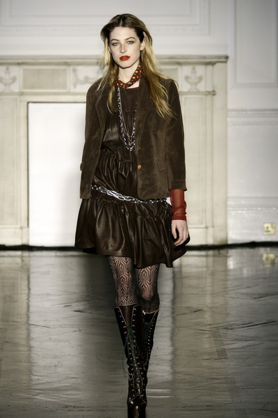 Charles Anastase at London Fall 2009