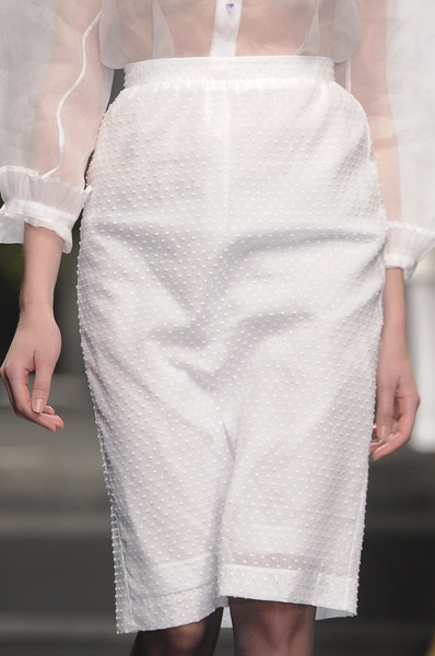 Charles Anastase at London Spring 2011 (Details)