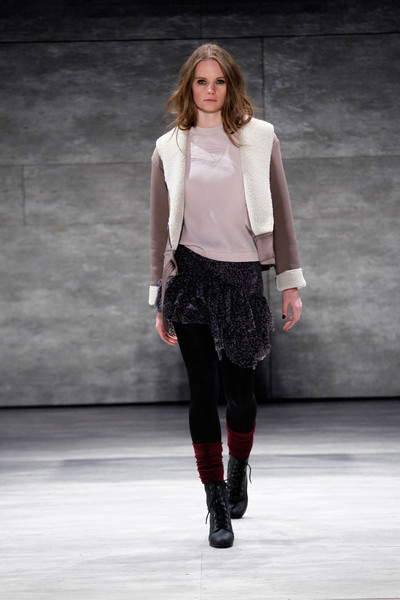 Charlotte Ronson at New York Fall 2015