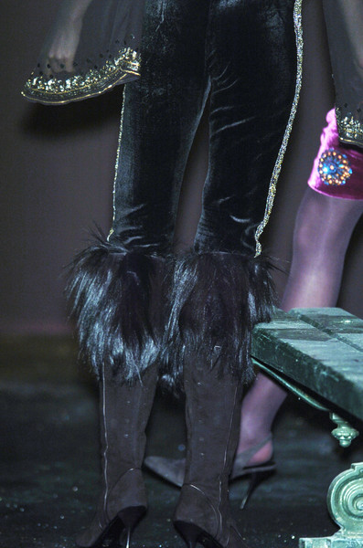 Cher Michel Klein at Paris Fall 2005 (Details)