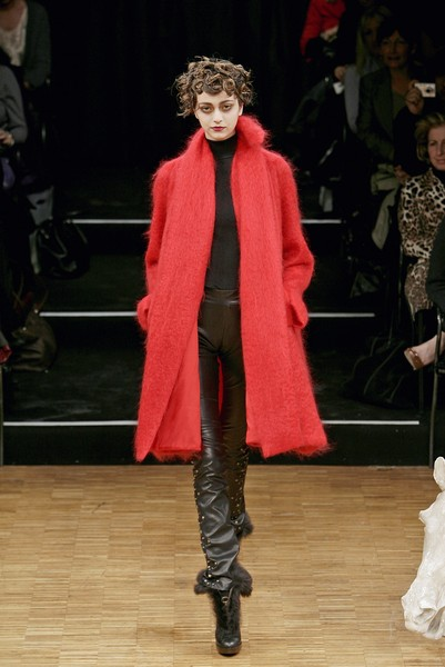 Cher Michel Klein at Paris Fall 2007