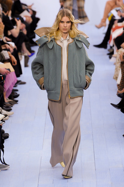 Chloé at Paris Fall 2012