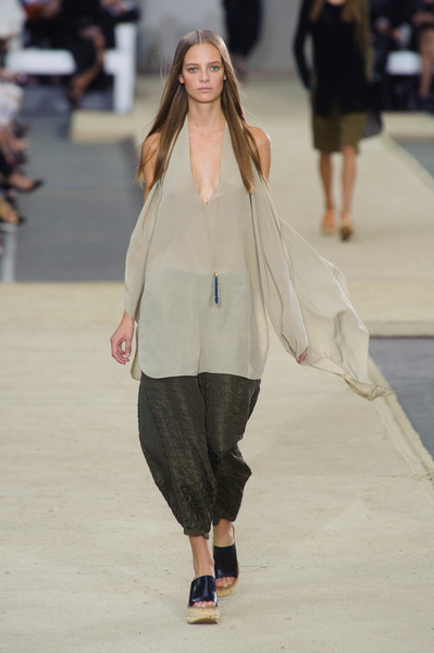 Chloé at Paris Spring 2014