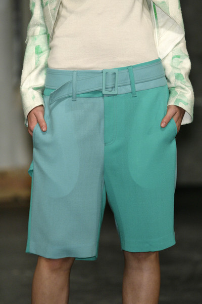 Chris Benz at New York Spring 2009 (Details)