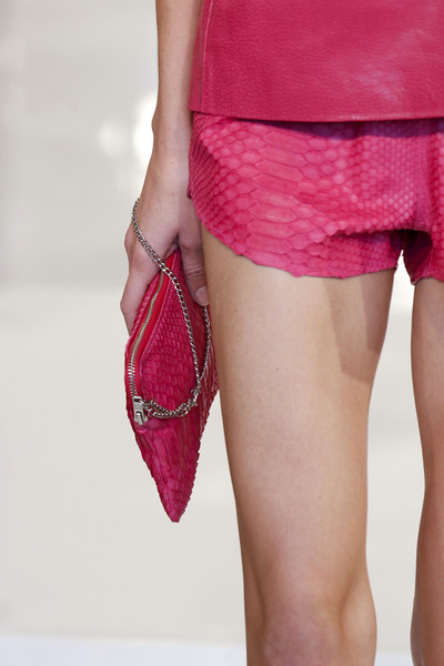 Christian Blanken at London Spring 2013 (Details)