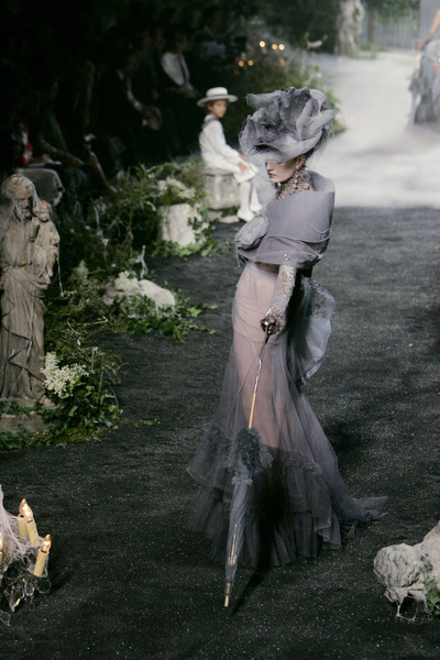 Christian Dior at Couture Fall 2005