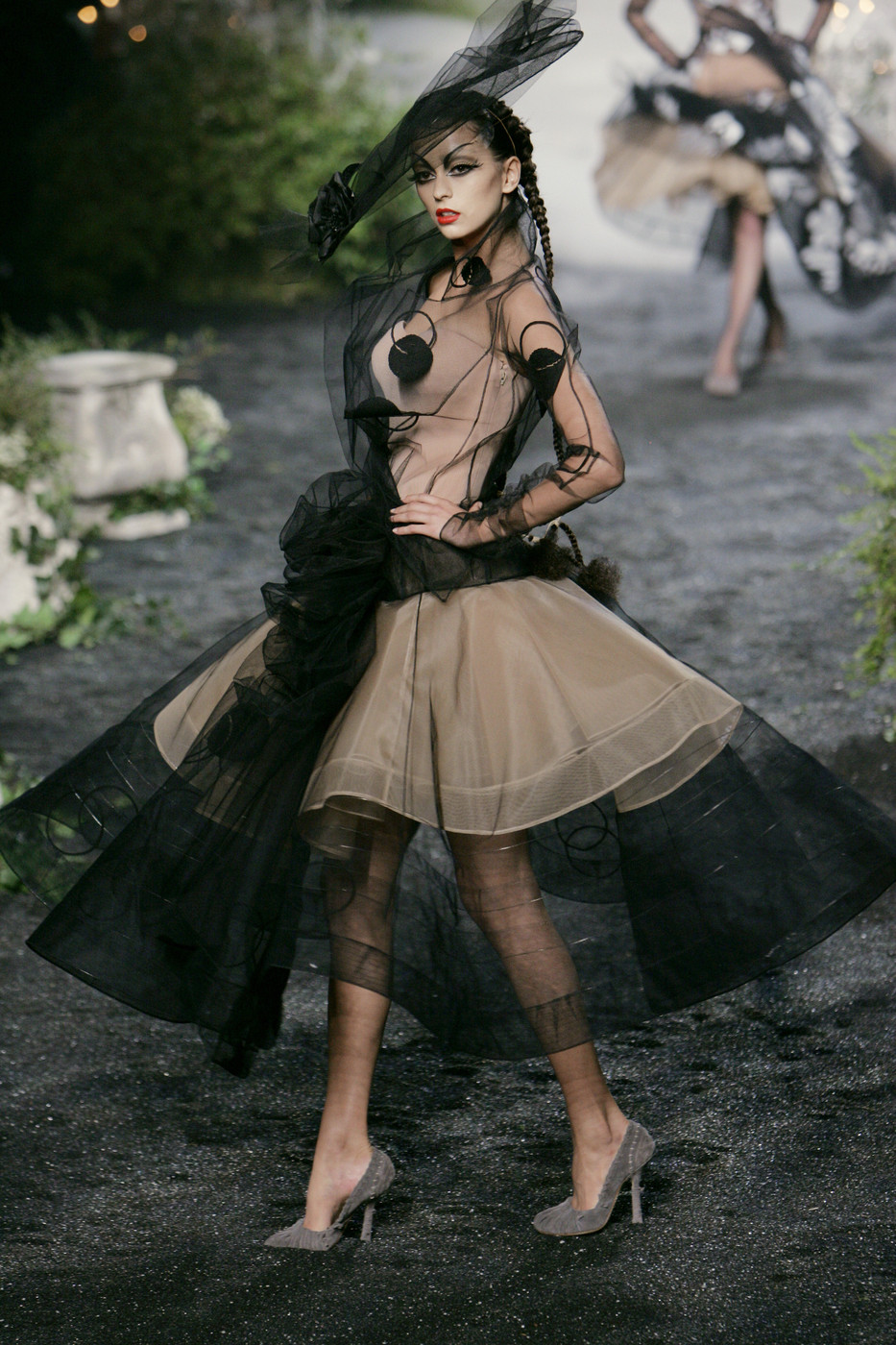 Christian Dior At Couture Fall 2005 Livingly