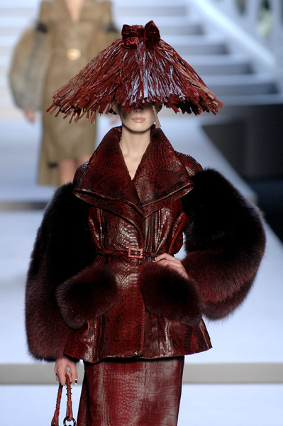 Christian Dior at Paris Fall 2007