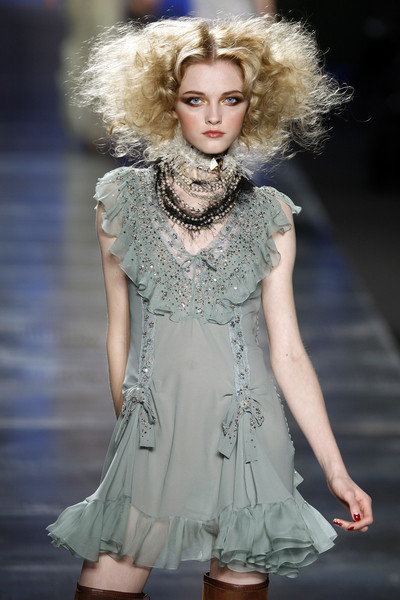 Christian Dior Fall 2010 Runway Pictures