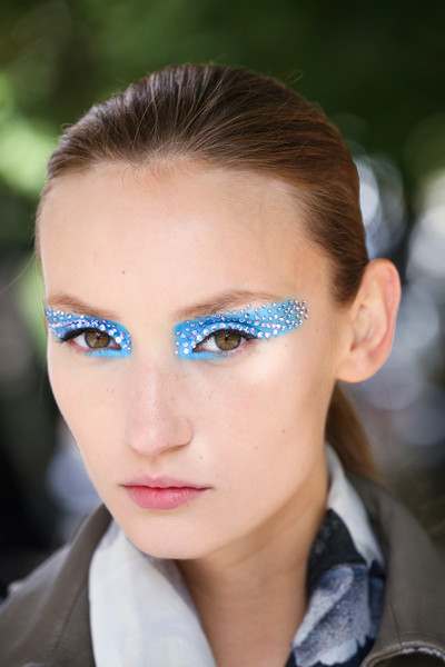 Christian Dior at Paris Spring 2013 (Backstage)