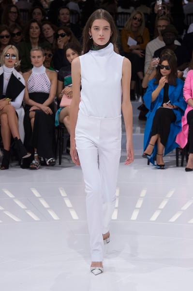 Christian Dior at Paris Spring 2015