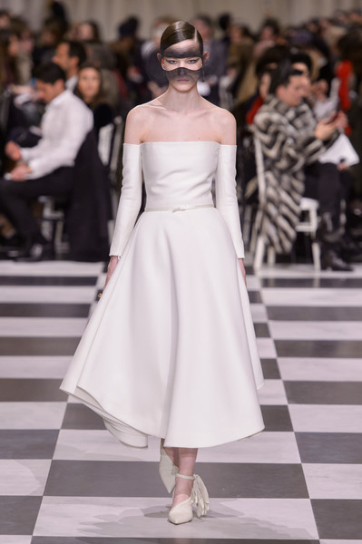 Christian Dior Couture Spring 2018