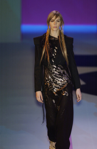 Christian Lacroix at Paris Fall 2002