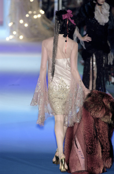 Christian Lacroix at Couture Fall 2003