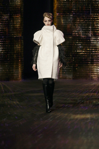 Christian Lacroix at Paris Fall 2008